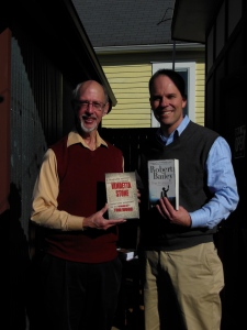 It was an honor to sign books with Nashville author, Tom Wood