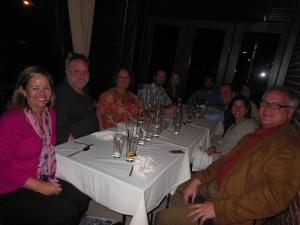 The dinner gang!