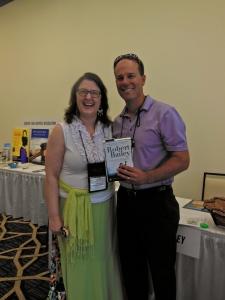 Me with longtime friend and law school classmate, Jennifer Precise
