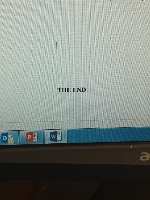 The End (The Last Trial)