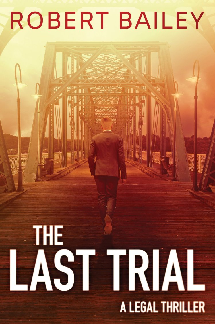 THE LAST TRIAL cover