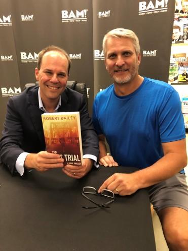 Me with Mark Stuart