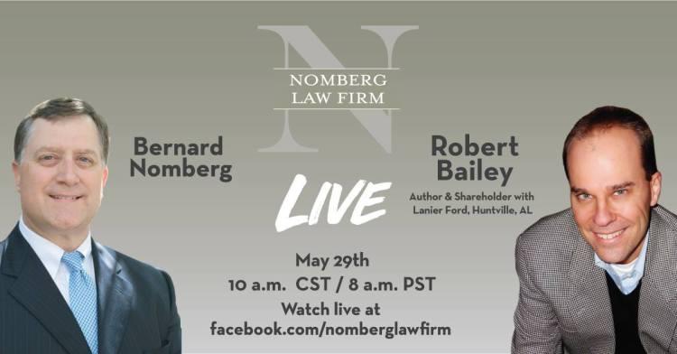 Nomberg Law Live