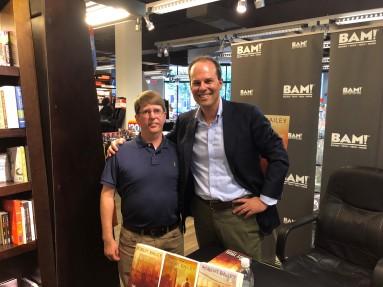 With Patrick Sadler