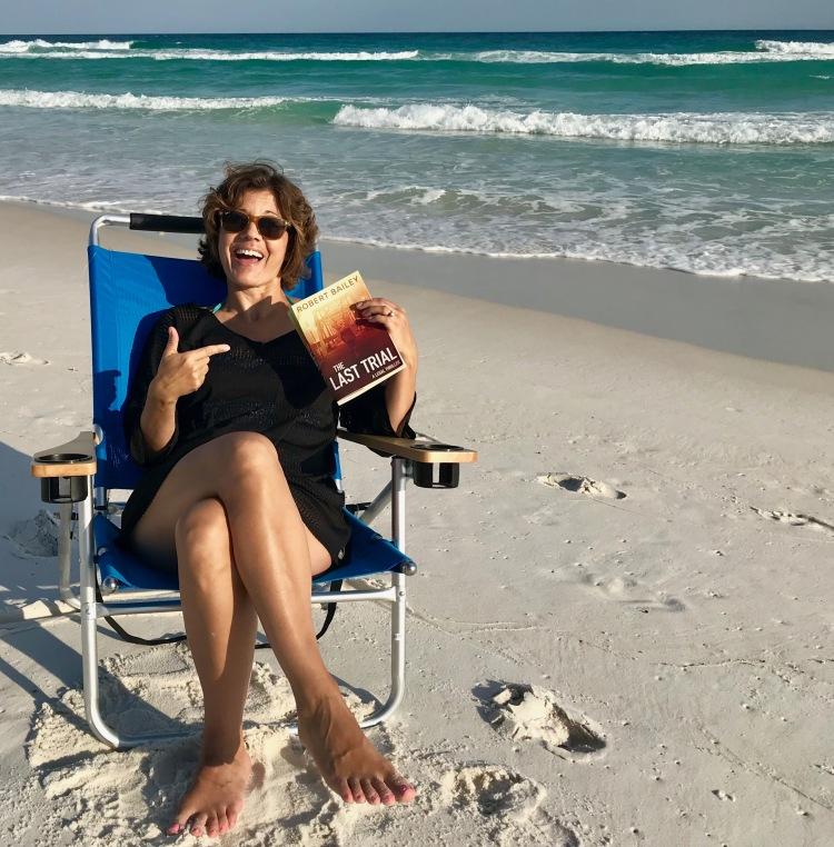 Dixie on the Beach