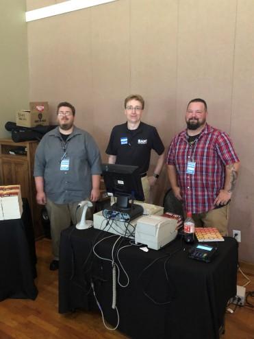 Jason, Todd and Jonathan