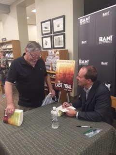 Signing for Danny Ray