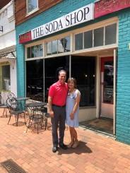 The Soda Shop!