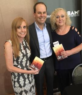 With Jaunita and Barbara