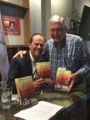 With Lee Roy Jordan